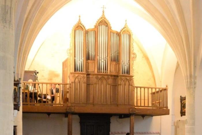 Journées du patrimoine 2020 - Présentation de l'orgue Verschneider et moment musical