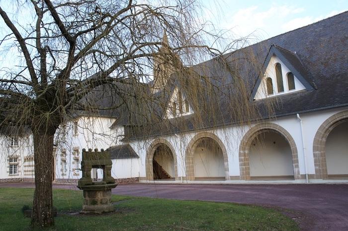 Journées du patrimoine 2019 - Visite de l'Abbaye la Joie Notre Dame