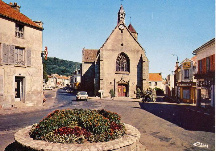 Journées du patrimoine 2020 - Visite guidée  de l'église de Marcoussis