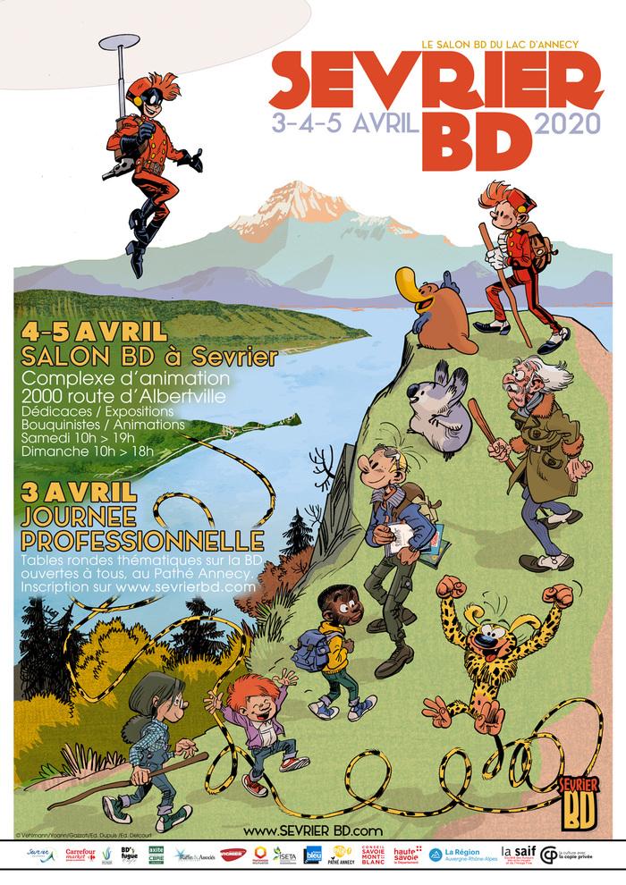 festival bd de SEVRIER