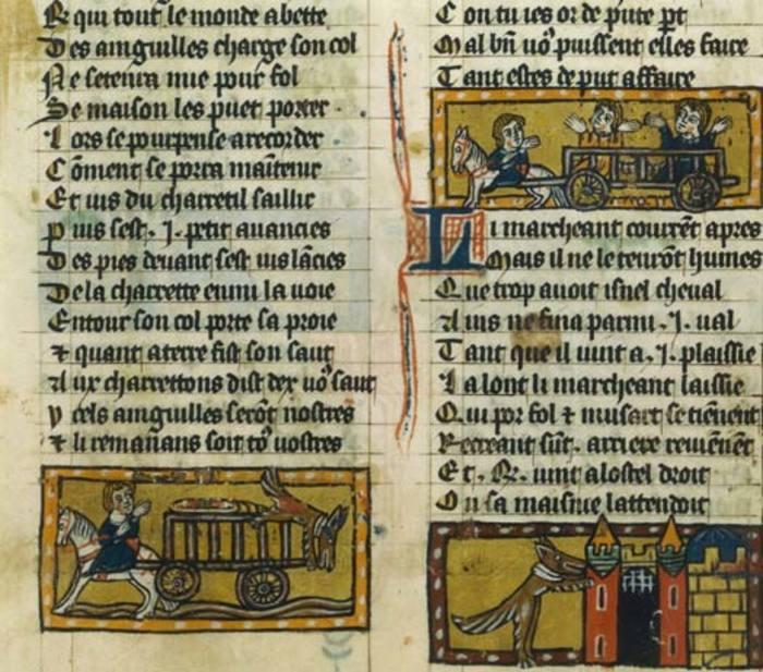 Journées du patrimoine 2020 - Visite lecture autour du Roman de Renart