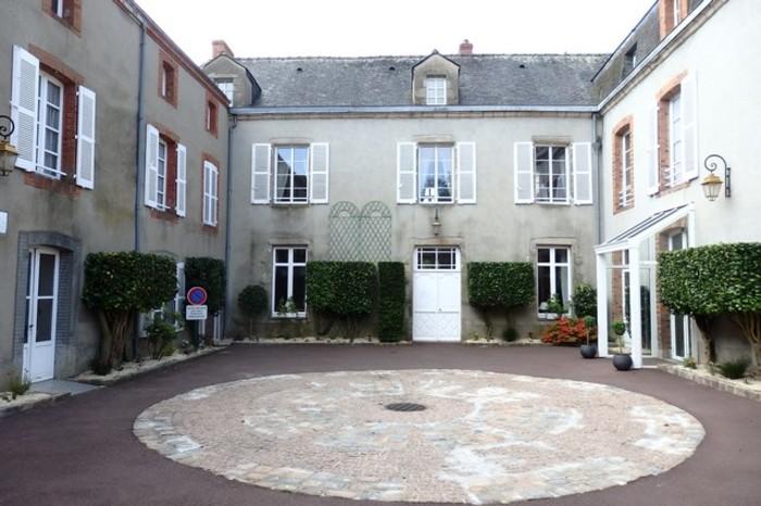 Journées du patrimoine 2020 - Visite hôtel particulier Cesbron Laroche de 1774 (Résidence Foch)