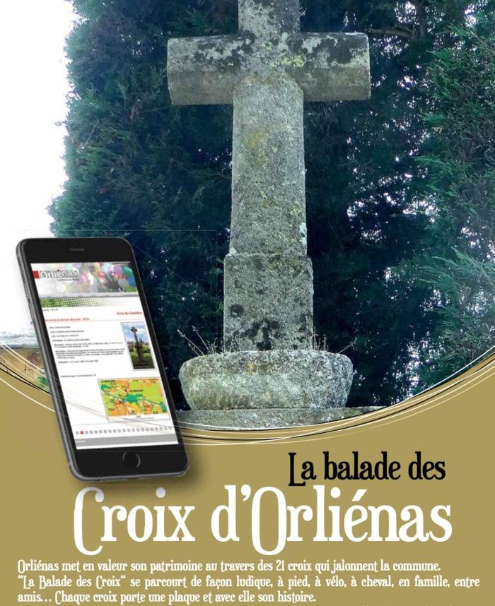Journées du patrimoine 2020 - La balade des Croix