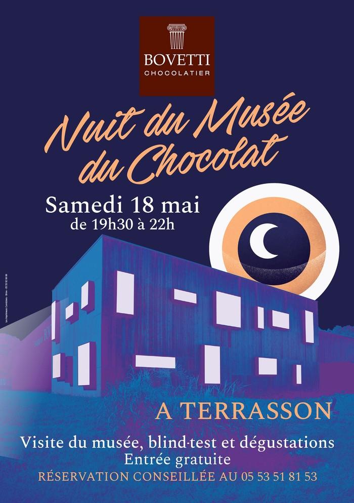 Nuit des musées 2019 -Animations au musée du chocolat