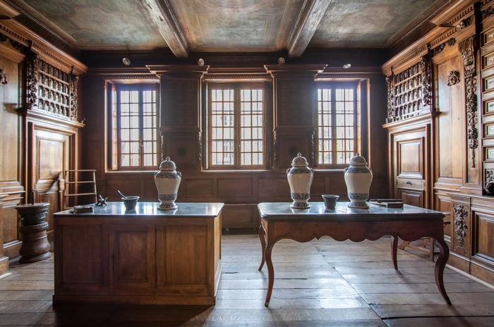 Journées du patrimoine 2020 - Visite commentée de l'Apothicairerie