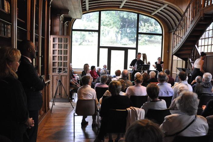 Journées du patrimoine 2020 - Maison Baschet - Récital