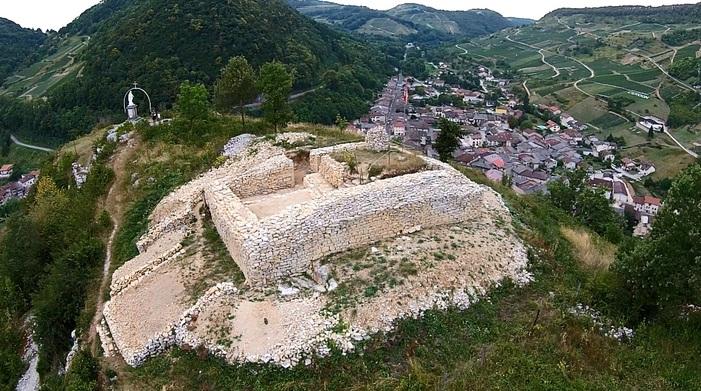 Journées du patrimoine 2019 - Visite commentée de la tour de Carmier et du château antique