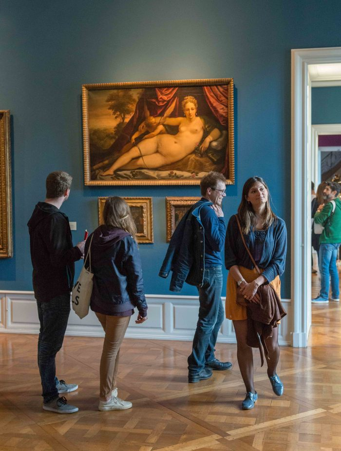 Nuit des musées 2019 -Visite libre du Musée des Beaux-Arts