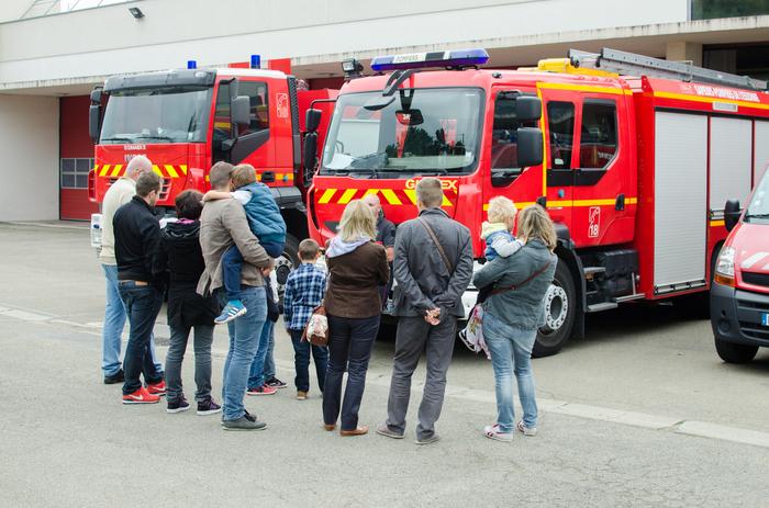 Journées du patrimoine 2020 - Visite de la caserne de pompiers de Montlhéry - Sous réserve