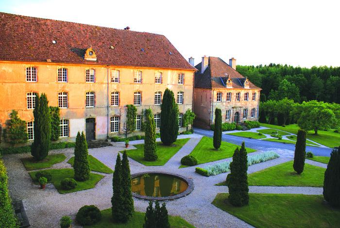 Journées du patrimoine 2019 - Visite libre de l'abbaye et des jardins d'Autrey