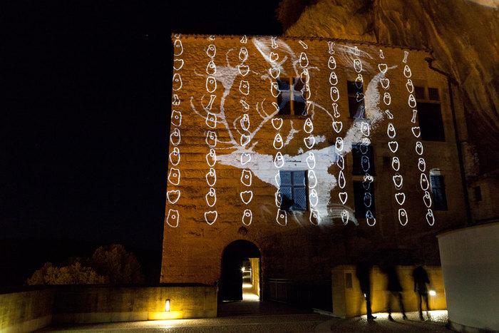 Nuit des musées 2019 -Projections monumentales