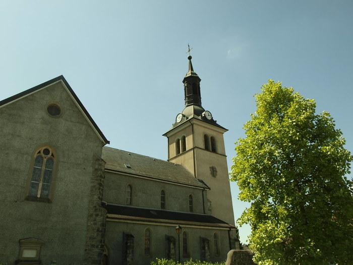 Journées du patrimoine 2020 - Visite du clocher de l'église
