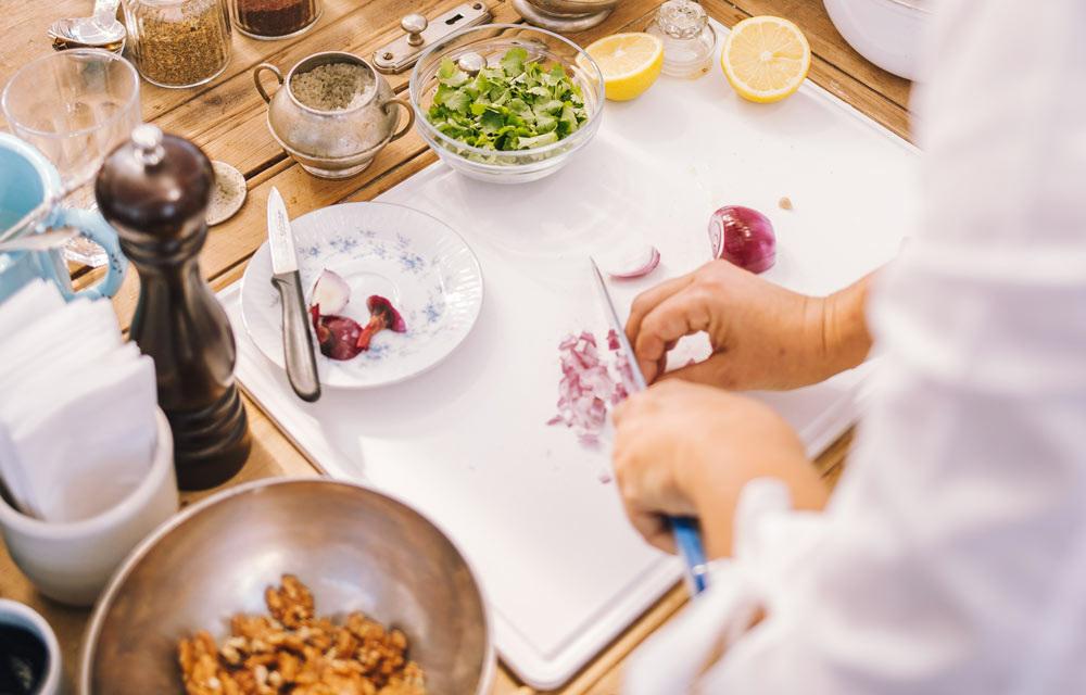 Atelier zéro gaspi en cuisine
