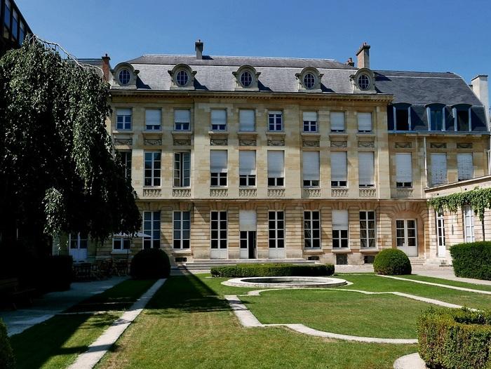 Journées du patrimoine 2019 - Visite guidée de l'Hôtel Ponsardin