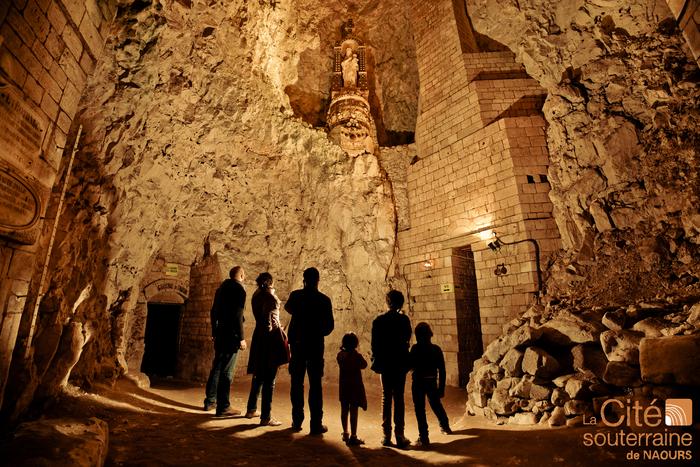 Journées du patrimoine 2020 - Visites audio-guidées du souterrain