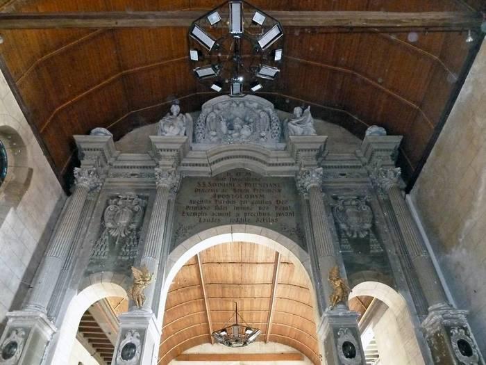 Journées du patrimoine 2019 - Église Saint-Savinien-le-Jeune