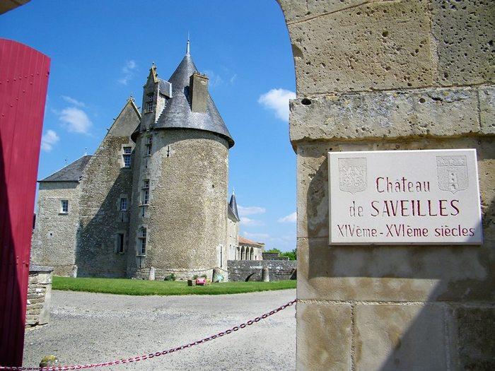 Journées du patrimoine 2020 - Découverte commentée de la chapelle et des extérieurs du château