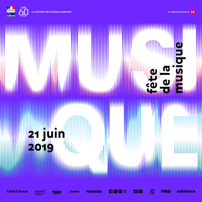 Fête de la musique 2019 - Association défidanse / Balestrio project / Réceip'rock / Seem to be rock
