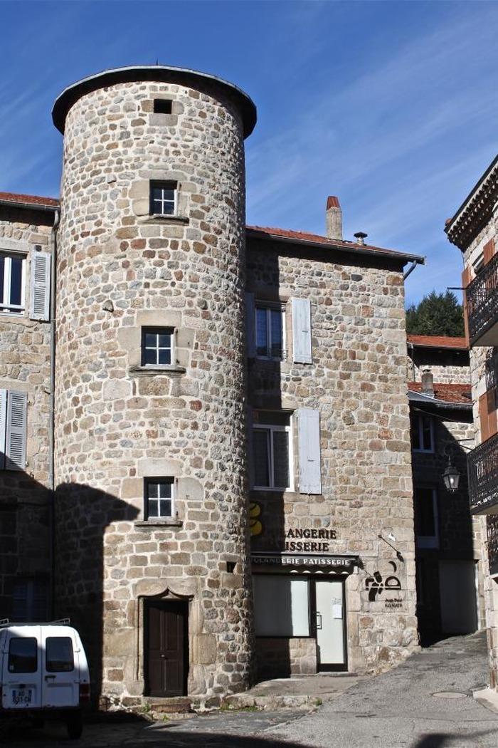 Journées du patrimoine 2019 - Promenade commentée du village de Saint Martin de Valamas.