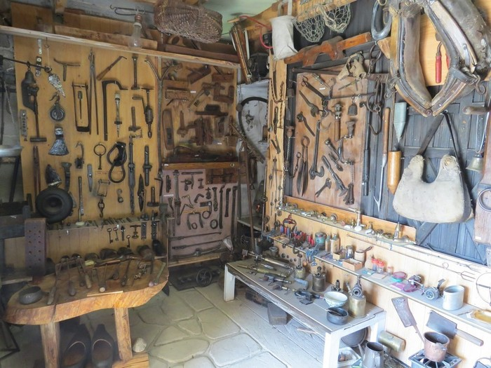 Journées du patrimoine 2019 - Visite du petit musée de Poux