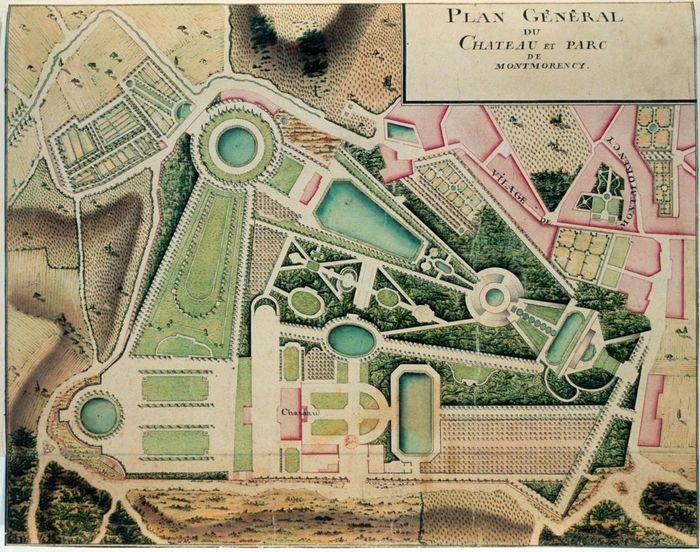 Journées du patrimoine 2019 - L'Orangerie du parc de Montmorency, d'hier à aujourd'hui