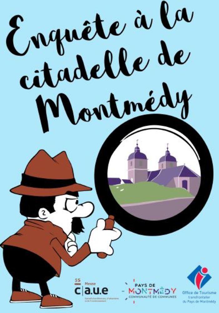 Journées du patrimoine 2019 - Enquête à la citadelle de Montmédy