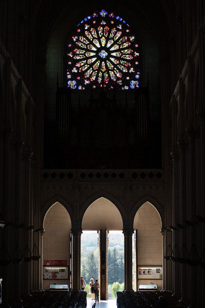 Journées du patrimoine 2020 - Visite guidée de la basilique Notre-Dame de Montligeon