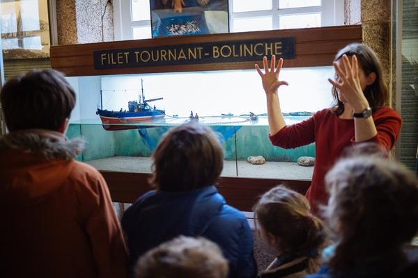 Nuit des musées 2019 -Visite décalée du Musée de la Pêche