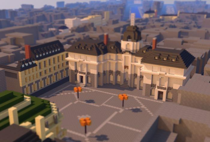 Nuit des musées 2019 -Rennes Craft : Construire ensemble, la ville comme terrain de jeu