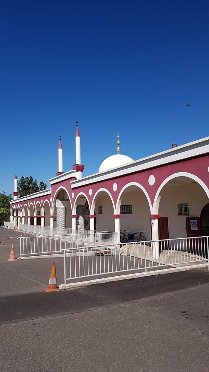 Journées du patrimoine 2020 - Visite de la mosquée