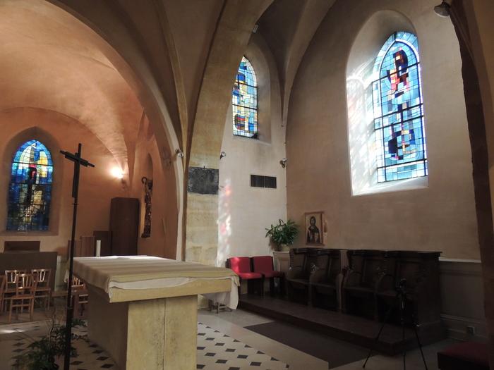 Journées du patrimoine 2019 - Visite de l'église Saint-Rémi-Saint-Jean-Baptiste