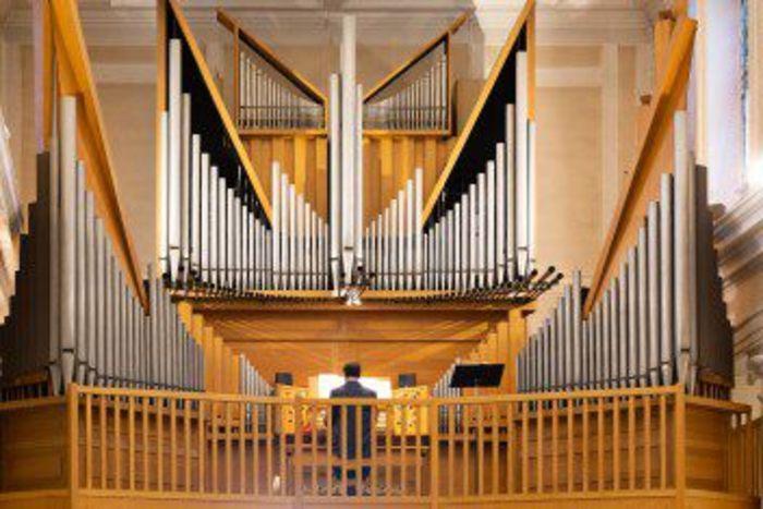 L'association des amis de l'orgue de la Madeleine d'Albi