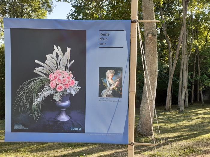Journées du patrimoine 2020 - Exposition de plein air : l'art en bouquet