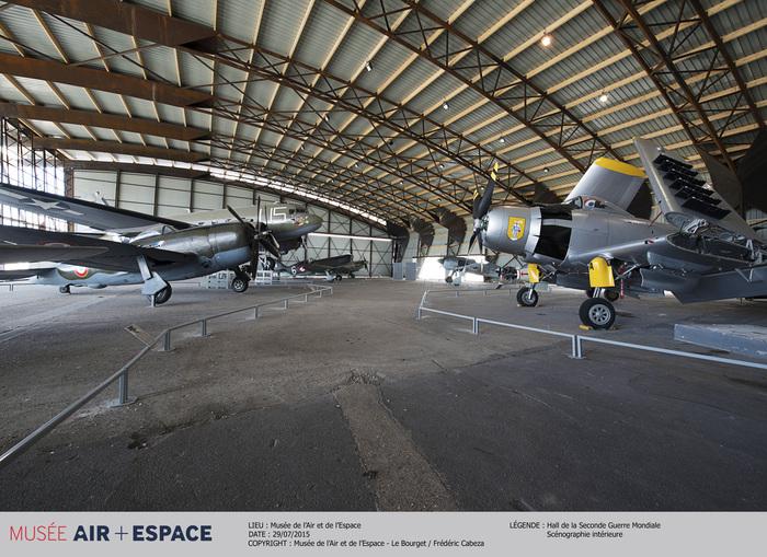 Nuit des musées 2019 -Le musée de l'Air et de l'Espace vous révèle son histoire