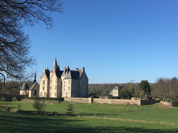Journées du patrimoine 2020 - Visite du château de Bourgon-Montourtier