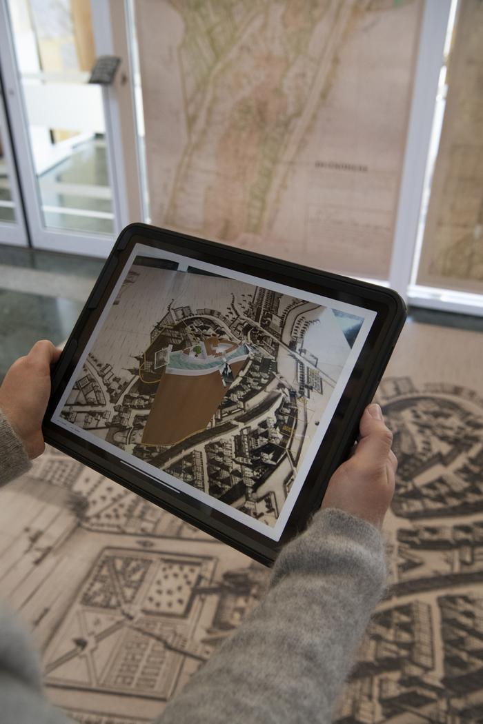 Journées du patrimoine 2020 - Présentation de documents originaux en lien avec l'exposition   «Le relief de notre territoire et d'ailleurs »