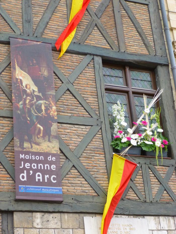 Journées du patrimoine 2019 - La vie de Jeanne d'Arc...