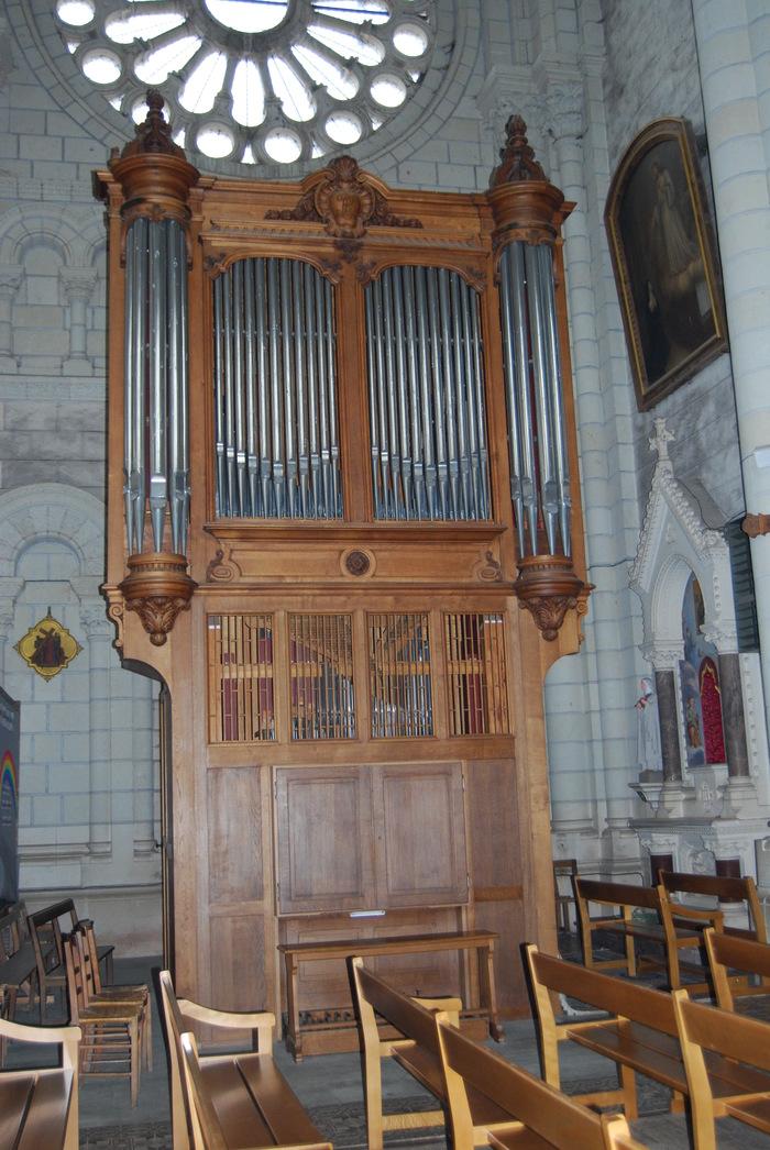 Journées du patrimoine 2019 - Découverte de l'instrument orgue