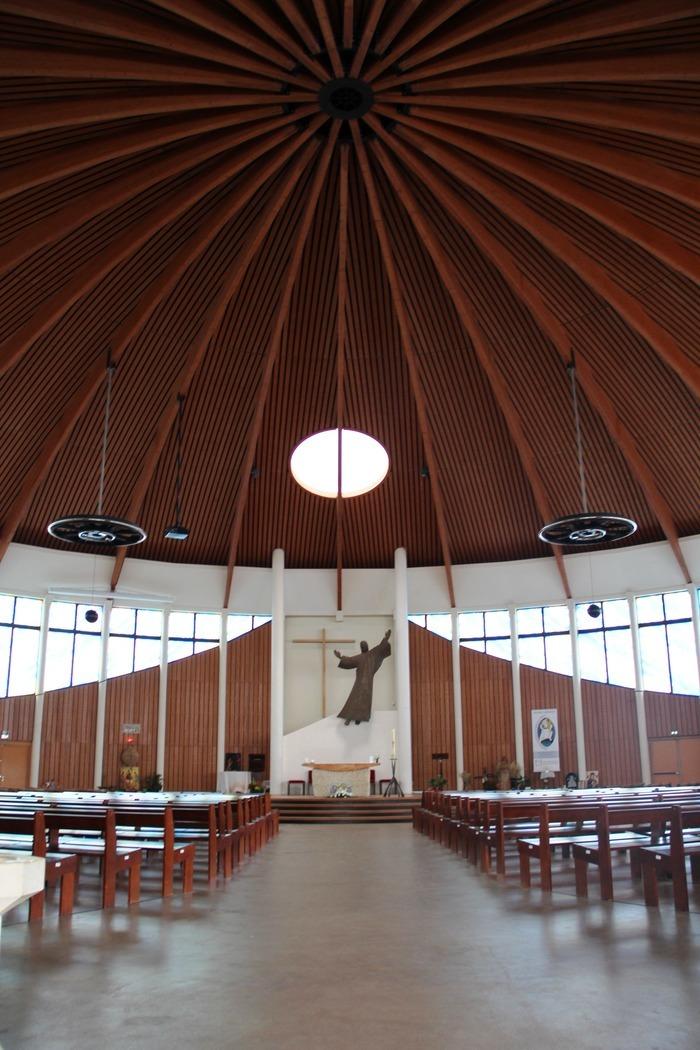 Journées du patrimoine 2020 - Visites libres de l'église Notre-Dame du Val