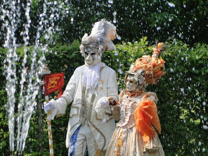 Journées du patrimoine 2019 - Visite des jardins du château et manœuvres des eaux des fontaines