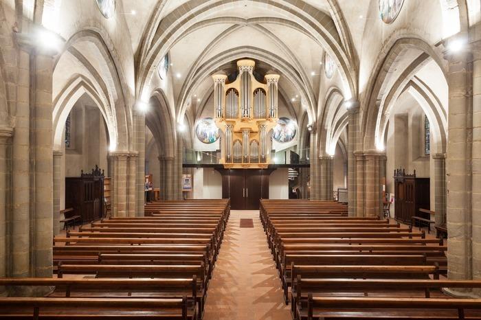 Journées du patrimoine 2020 - Concert de découverte des grandes orgues