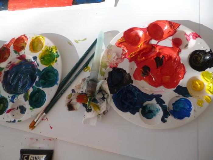 Journées du patrimoine 2019 - Atelier art plastique