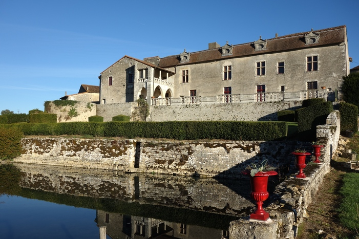 Journées du patrimoine 2020 - Visite guidée d'un château médiéval remanié au fil du temps