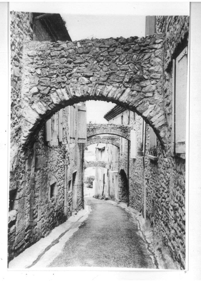 Journées du patrimoine 2020 - Le vieux village, perché autour du château