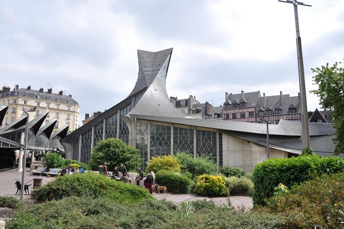 Journées du patrimoine 2020 - Visite libre de l'église Sainte-Jeanne d'Arc