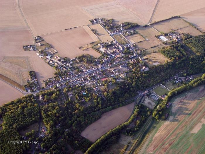 Journées du patrimoine 2020 - Visite libre du village de Crécy-Couvé