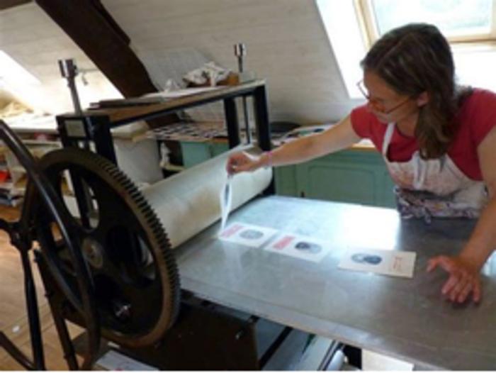 Journées du patrimoine 2020 - Atelier gravure et photographie ancienne