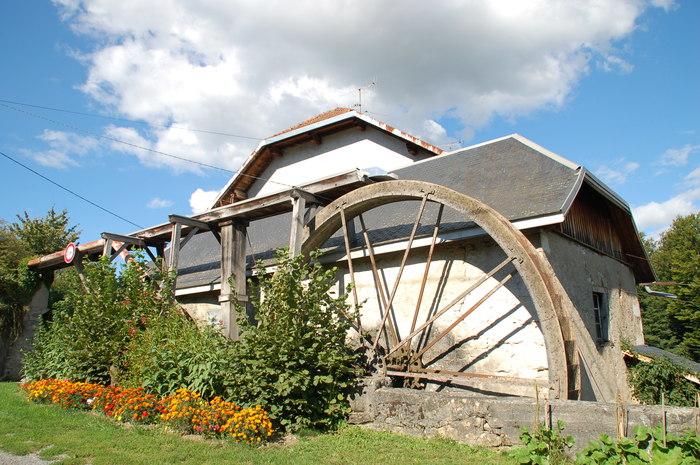 Journées du patrimoine 2020 - Visite commentée du moulin du Châtelet