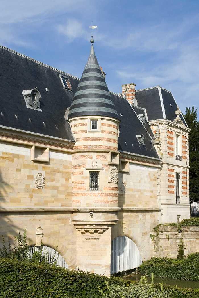 Journées du patrimoine 2019 - Visite libre du Château du marché