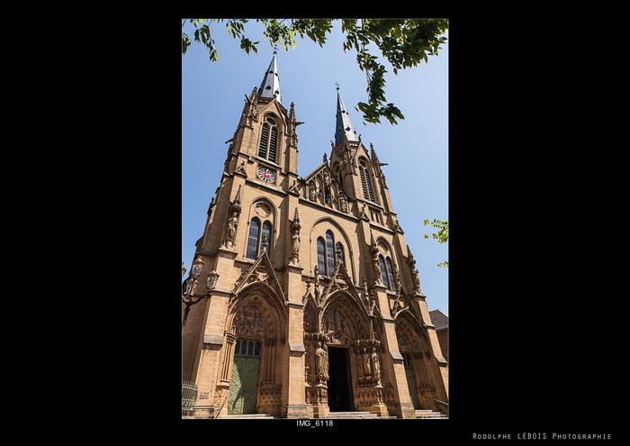 Journées du patrimoine 2019 - Visite libre de l'église Sainte-Ségolène